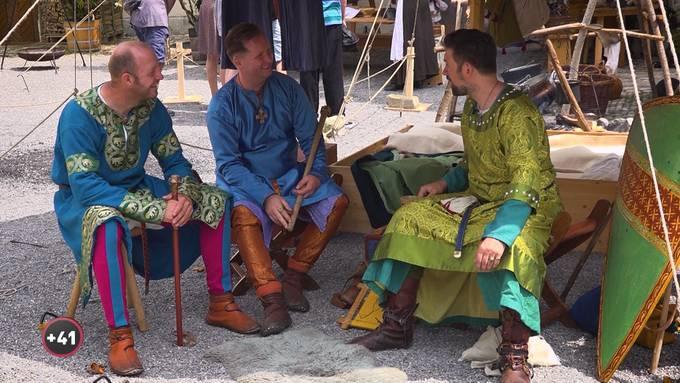 Schlossleben: Mittelalter als Hobby