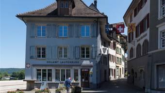 Wie soll der öffentliche Raum in Laufenburg genutzt werden? Darüber hatten die verschiedenen Interessenvertreter unterschiedliche Ansichten. Alex Spichale/Archiv
