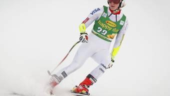 Die Amerikanerin Mikaela Shiffrin (20) wann vorderhand keine weiteren Weltcup-Rennen bestreiten