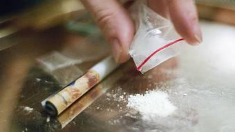 ¨Der Angeklagte wurde beim Kokainschmuggel erwischt. (Symbolbild)
