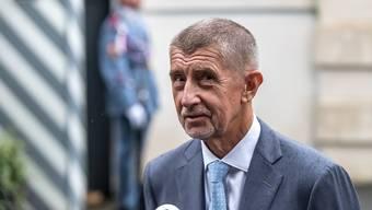 Keine Anklage wegen Betrugs bei EU-Subventionen gegen Andrej Babis: Der Staatsanwalt hat die Ermittlungen gegen den tschechischen Premier eingestellt. (Archivbild)