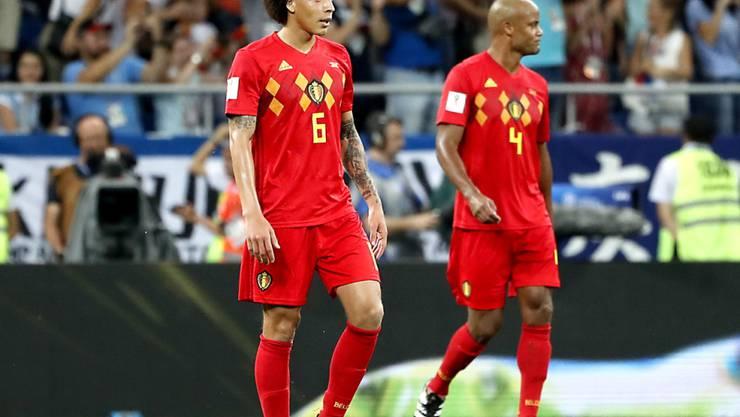 "Multi-Kulti ist auch in Belgiens Nationalteam ""in"""