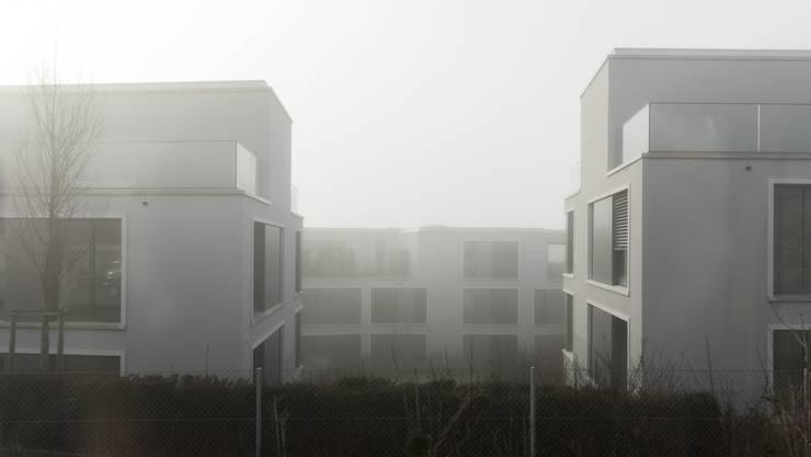 Bei der Überbauung «Sunshine Scenery» an der Schlierenstrasse sind noch rund 40 Prozent der Wohnungen nicht verkauft.
