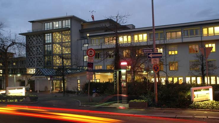 In Lörrach werden das Kreiskrankenhaus Lörrach (im Bild), das Elisabethenkrankenhaus und Spitäler in Schopfheim und Rheinfelden zu einem fusioniert.