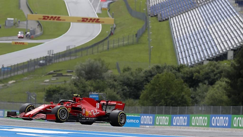 Die Formel 1 steht unter besonderer Beobachtung