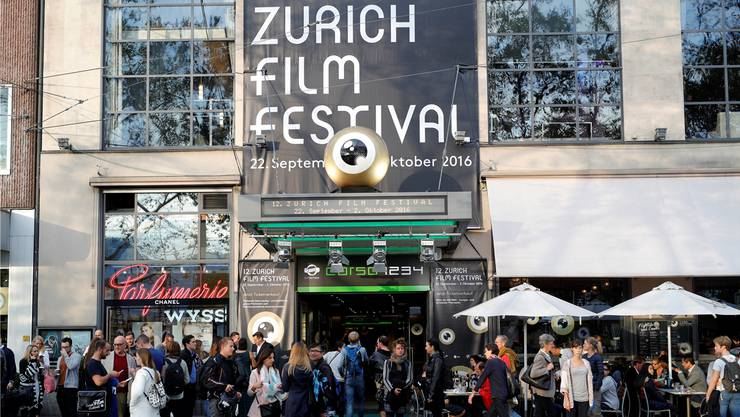 Das Zurich Film Festival wird jährlich von rund 100'000 Filmfans besucht. (Archiv)