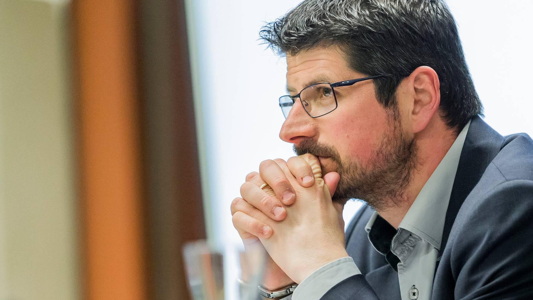 CVP-Politiker Yannick Buttet soll erneut eine Frau belästigt haben.