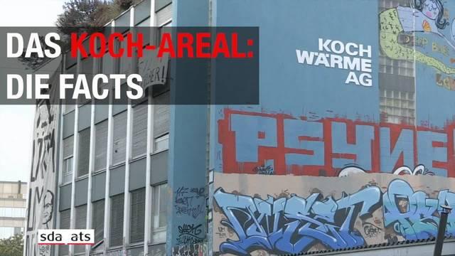 Koch-Areal: Überbauungspläne für besetzte Liegenschaft