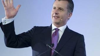 Ex-Nationalbankpräsident Hildebrand an Veranstaltung in Interlaken im Januar