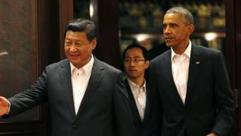 Obama und Xi: Lange Gespräche bahnten den Verhandlungserfolg