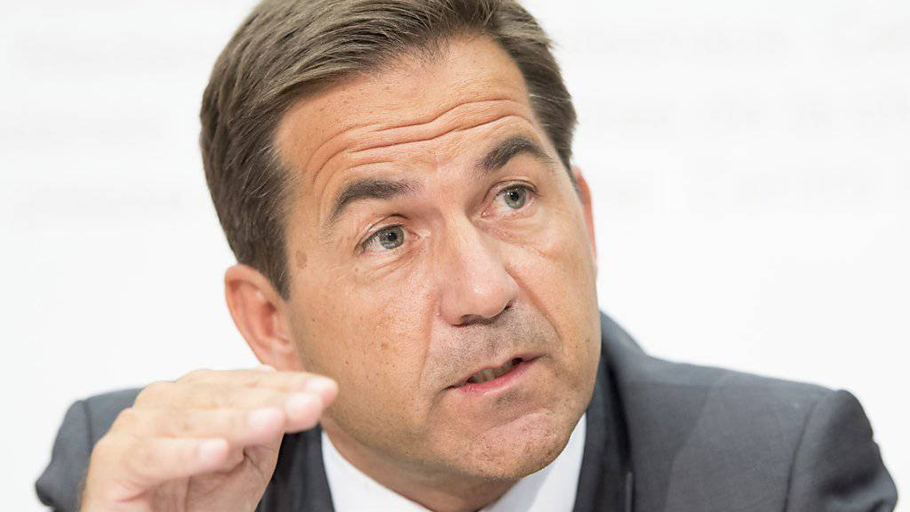 Bundeskanzler Walter Thurnherr gibt den Weg vor: Der Bund will die Ausbreitung von E-Voting weiter unterstützen.