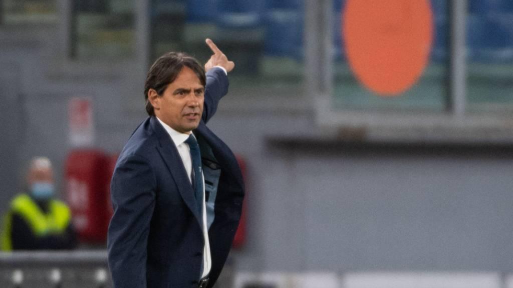 Simone Inzaghi zieht es von Lazio Rom nordwärts
