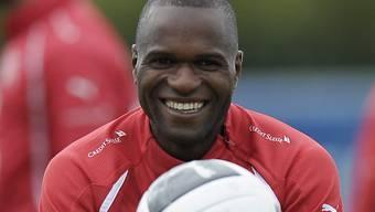 Innocent Emeghara ist mit Lorient auf Erfolgskurs.
