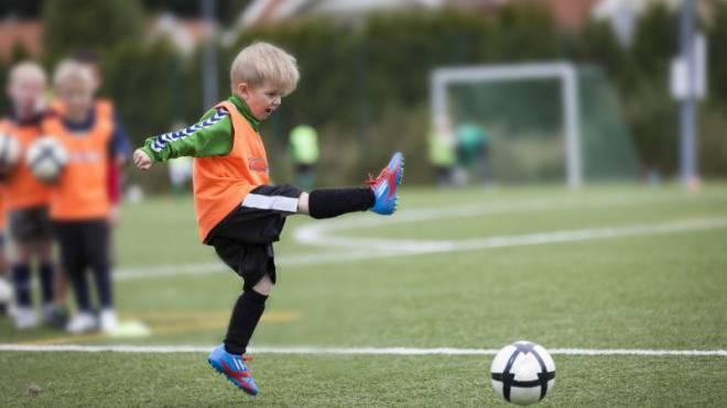 Fussball ohne Würze: Für Schwedens Kinder unter 13 Jahren zählt gewinnen oder verlieren nicht mehr. Foto: GETTY IMAGES