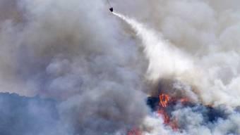 15 Hubschrauber kamen in Portugal zum Einsatz