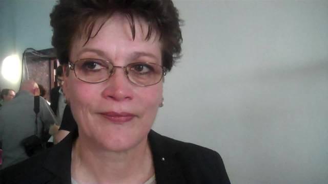 Silvia Steiner unmittelbar nach ihrer Wahl in den Regierungsrat im Interview mit der Limmattaler Zeitung.