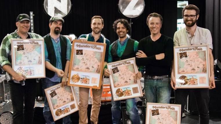 Music Night: Kunz holt Gold mit «Mundart Folk»