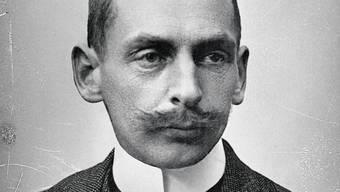 Brachte vor 125 Jahren den organisierten Skisport in die Schweiz: der Glarner Kaufmann Christoph Iselin (1869-1949)