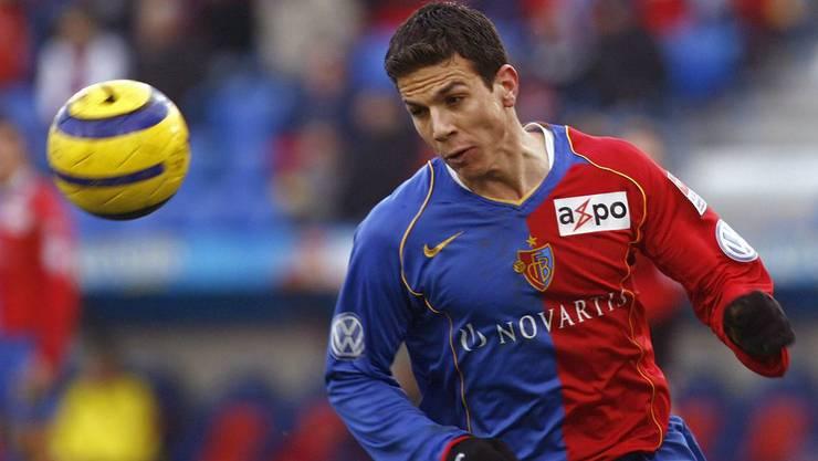Nach seiner FCB-Zeit spielte Bruno Berner auch bei Leicester City, dem diesjährigen Sensationsmeister in der Premier League.