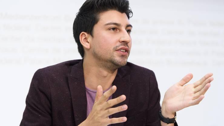 Fabian Molina: Der Zürcher SP-Politiker sitzt seit vergangenem Frühling im Nationalrat und gehört zum linken Flügel der Partei.