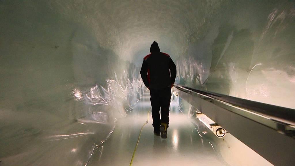 Alltag Jungfraujoch: Andreas Wyss, der Alleskönner