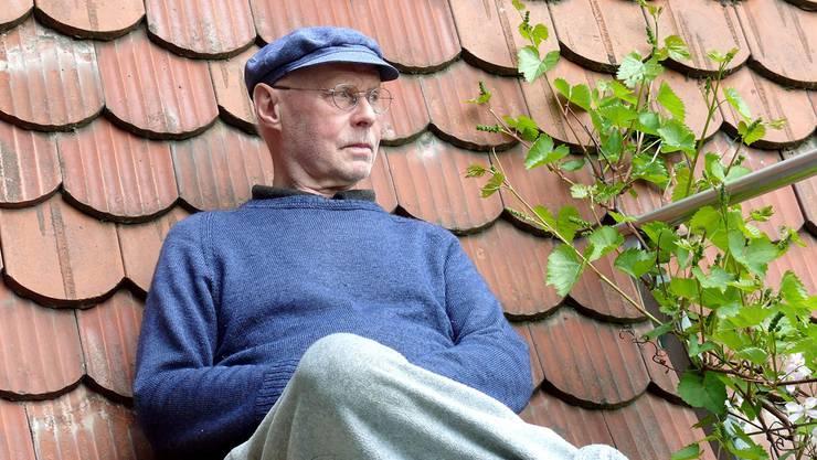 Der Lyriker Werner Lutz erhielt für sein Werk mehrere Auszeichnungen, zuletzt 2010 den Basler Lyrikpreis.zvg/Lilli Stöcklin