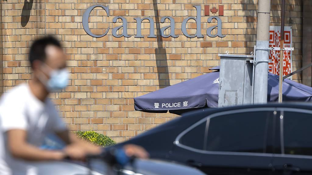 China bestätigt Todesurteil gegen kanadischen Drogenschmuggler