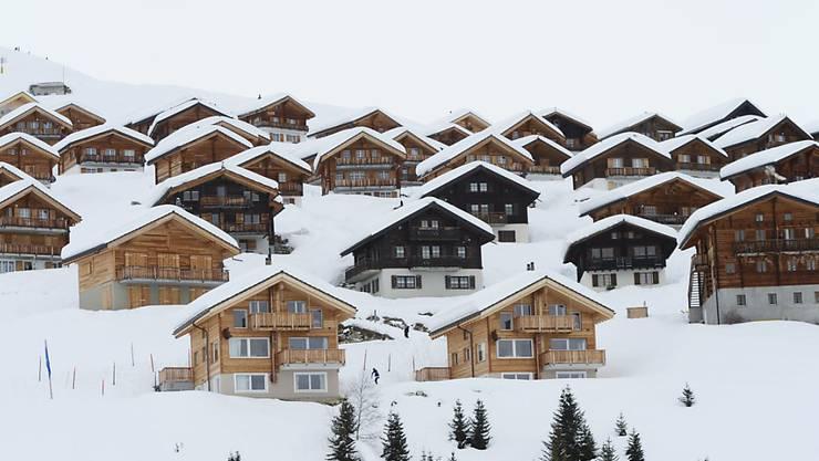 Gut gebucht: Die Vermieter von Ferienwohnungen melden höheren Buchungsstand für die Wintersaison als im Vorjahr. (Symbolbild)