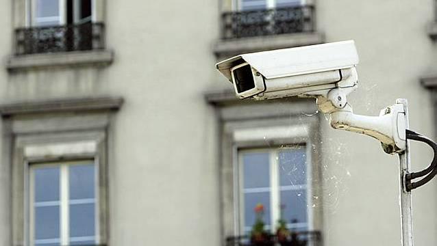 Überführt durch Videokamera. (Symbolbild)