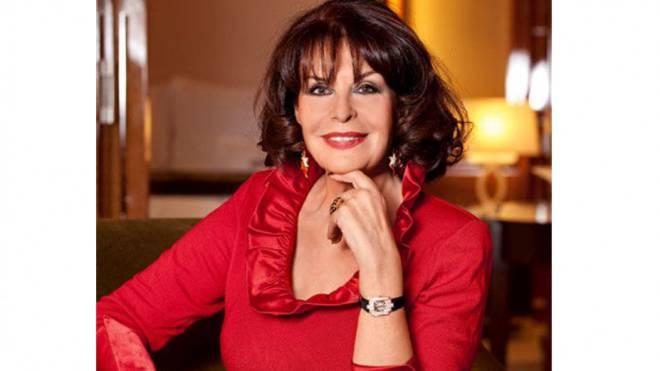Astrologin Elizabeth Teissier war in jungen Jahren auch als Model tätig. Foto: Ho