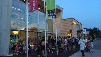 Neues Theater am Bahnhof in Dornach