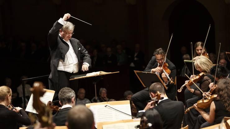 Iniziant und Dirigent Andreas Spörri verschiebt die Classionata Concert Days in den März 2021