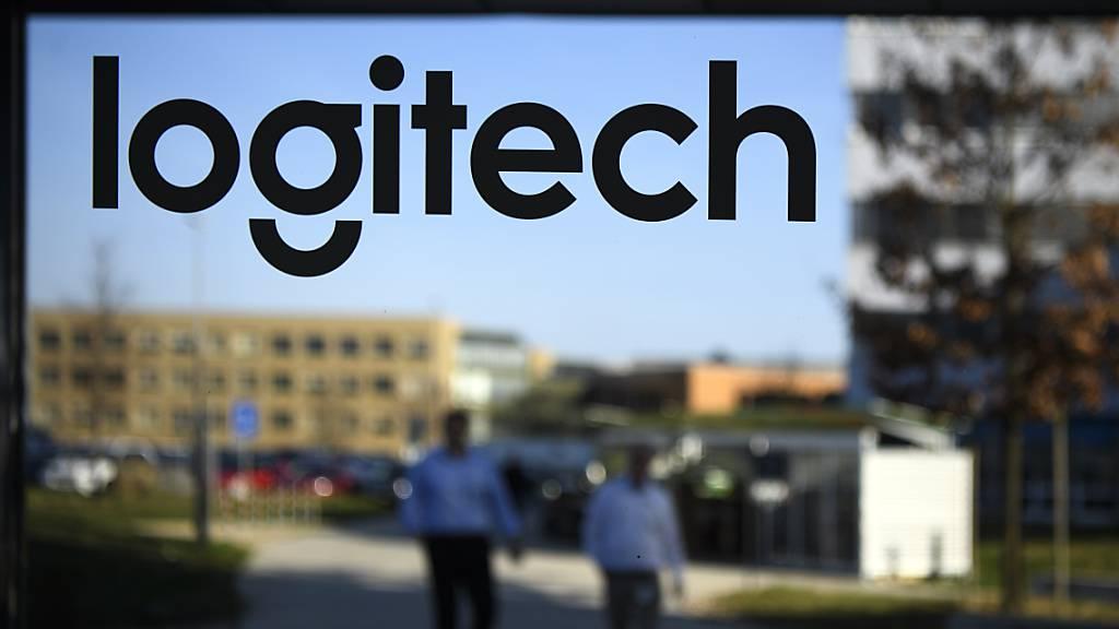 Logitech steigert Umsatz und Betriebsgewinn deutlich