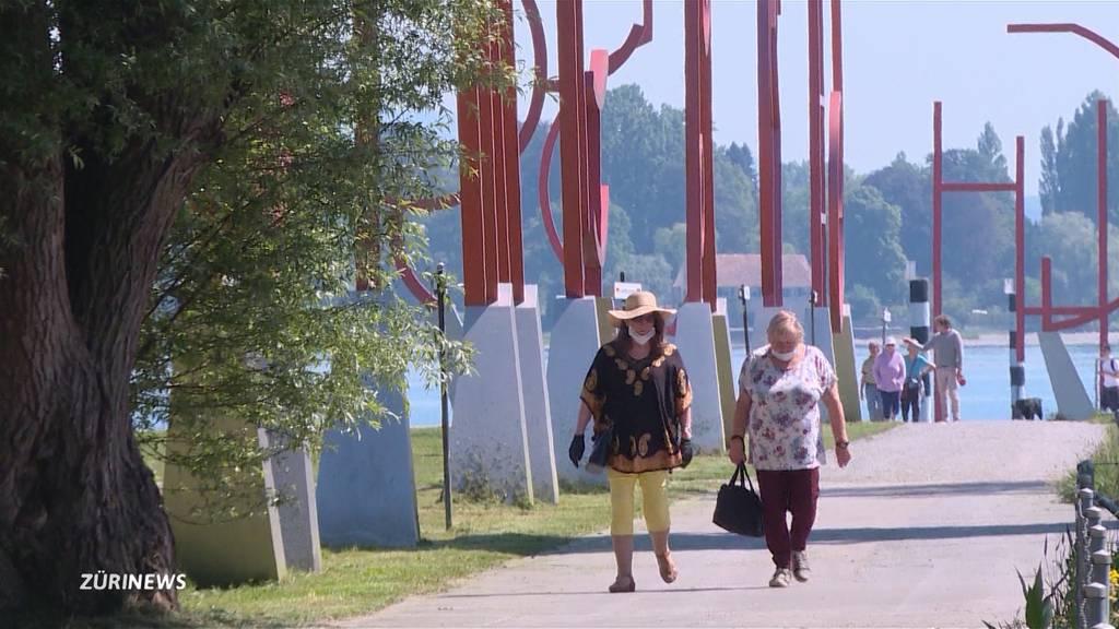 Schweizer akzeptieren Grenzregeln weitgehend