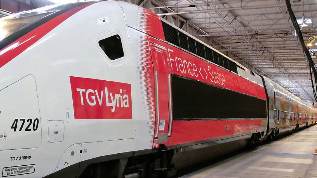 Künftig kommen auf den TGV-Strecken zwischen der Schweiz und Paris neue Doppelstockzüge mit je 507 Sitzplätzen zum Einsatz. Damit kann die Kapazität um 30 Prozent erhöht werden.