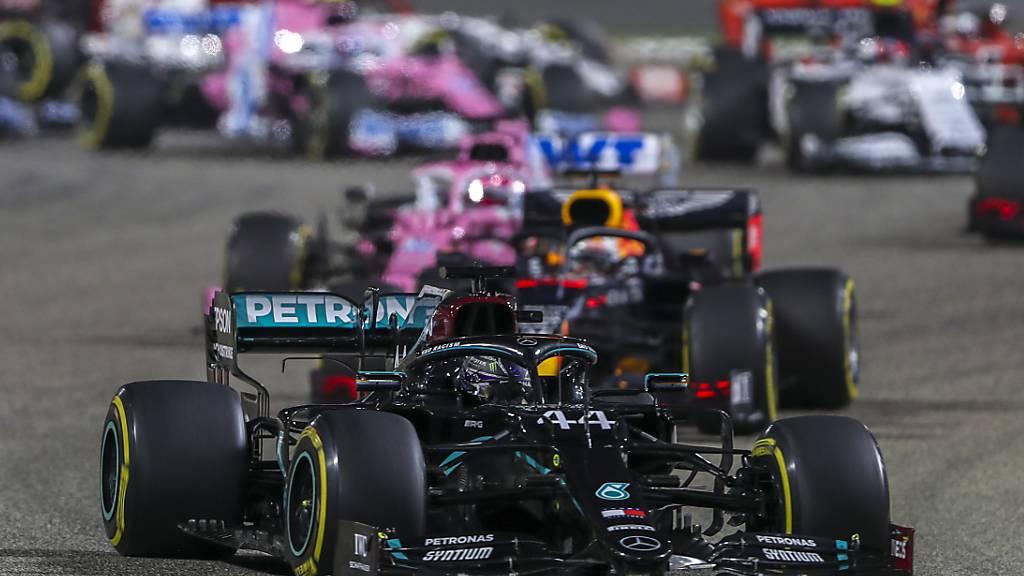 Der Formel-1-Tross mit Weltmeister Lewis Hamilton und Co. macht auch 2021 einen Bogen um Japan