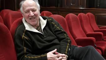 Wäre gerne der erste Poet auf dem Mars: Regisseur Werner Herzog. (Archivbild)
