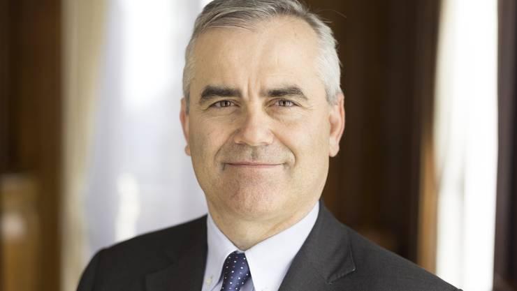 Will und muss sparen: Credit Suisse-Chef Thomas Gottstein