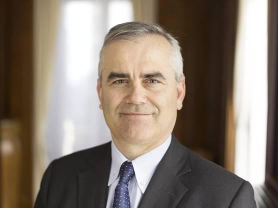 Hat die Markenstrategie seiner Vorgänger Grübel, Dougan und Thiam umgekehrt: Der neue CS-Konzernchef Thomas Gottstein.
