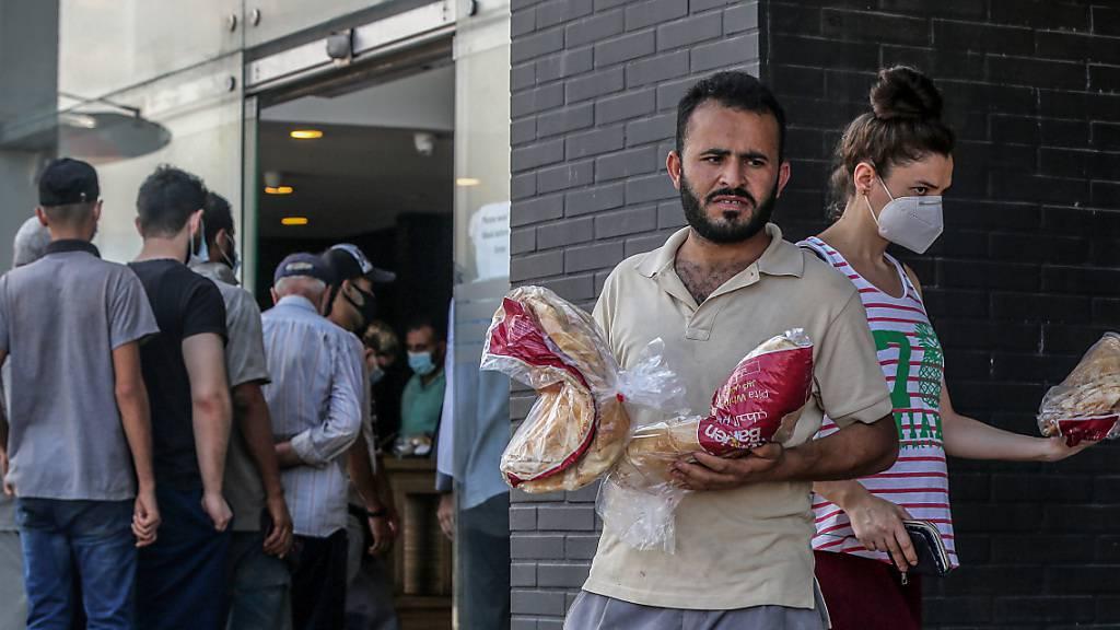 Kein Benzin mehr an Tankstellen: Krise im Libanon immer dramatischer