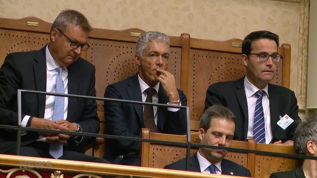 Michael Lauber bleibt Bundesanwalt
