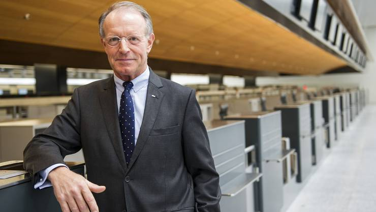 Thomas Kern, CEO Flughafen Zürich, gibt nach sieben Jahren die Leitung ab.