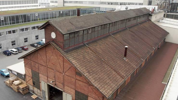 Siegerprojekt «Bravo» wird für neues Jugendkulturlokal in der alten Schmiede zurzeit überarbeitet. Archiv