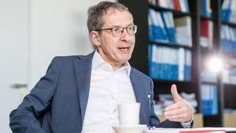 Der Aargauer Sicherheitsdirektor ist neu auch Präsident der Kantonalen Justiz- und Polizeidirektoren.