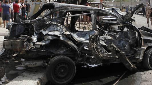 Zwei Männer starben nach einer Explosion in einem Auto (Symbolbild).