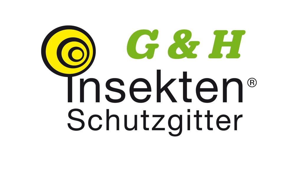 Der Ufsteller wird präsentiert von der G&H Insekten Schutzgitter GmbH
