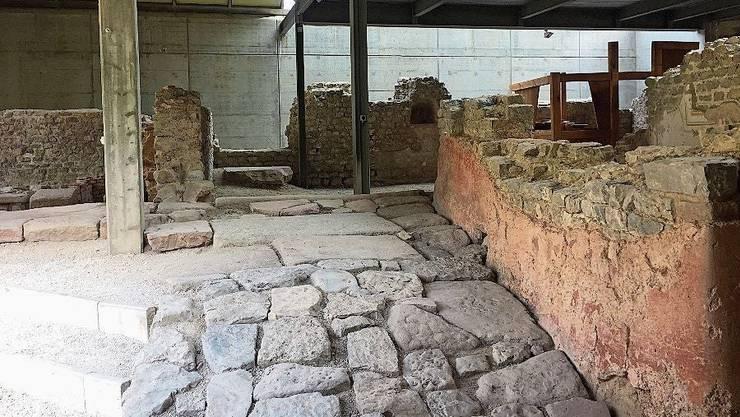 Im Haus Schmidmatt soll die Römerzeit lebendiger werden.