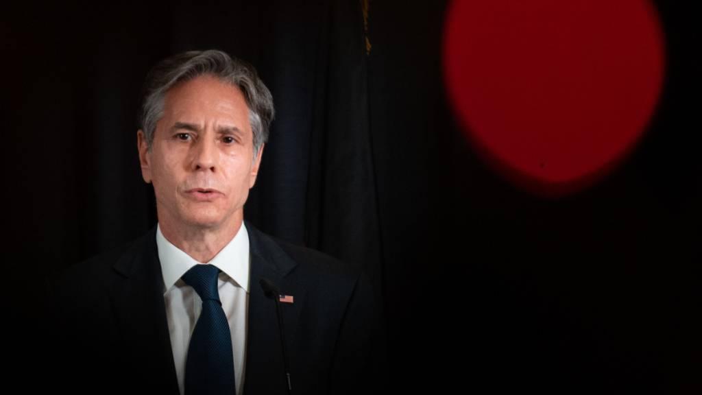 Blinken kritisiert Taliban-Übergangsregierung in Afghanistan