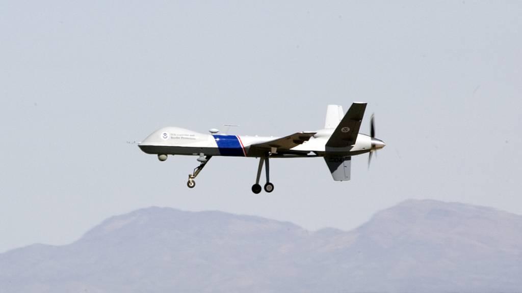 USA verlieren Drohne nahe libyscher Hauptstadt Tripolis