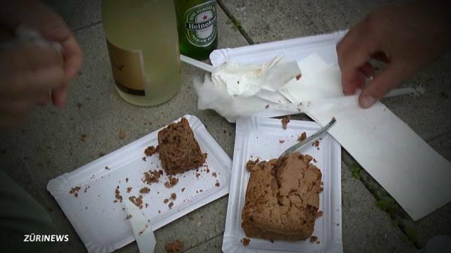 Gymischüler essen sich mit Haschkuchen ins Koma